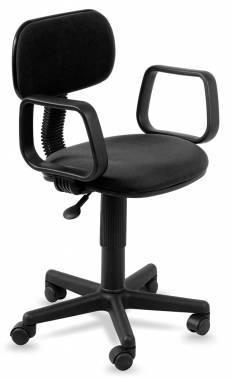 Кресло Бюрократ CH-201AXN / BLACK черный