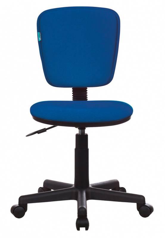 Кресло Бюрократ Ch-204NX синий (CH-204NX/26-21) - фото 2