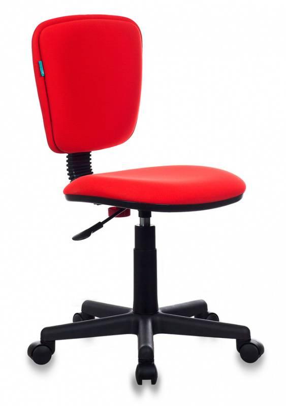 Кресло Бюрократ Ch-204NX красный (CH-204NX/26-22) - фото 1