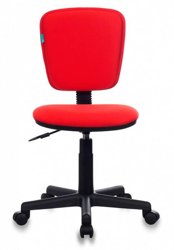 Кресло Бюрократ Ch-204NX красный (CH-204NX/26-22) - фото 2