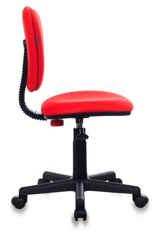 Кресло Бюрократ Ch-204NX красный (CH-204NX/26-22) - фото 3