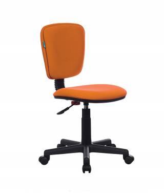 Кресло Бюрократ Ch-204NX оранжевый (CH-204NX/26-291)