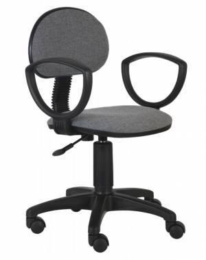 Кресло Бюрократ CH-213AXN серый