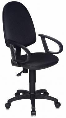 Кресло Бюрократ CH-300AXSN / #B черный