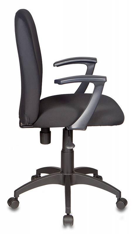 Кресло Бюрократ Ch-470AXSN черный (CH-470AXSN/Black) - фото 3