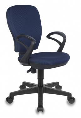 Кресло Бюрократ Ch-513AXN темно-синий (CH-513AXN/#Blue)