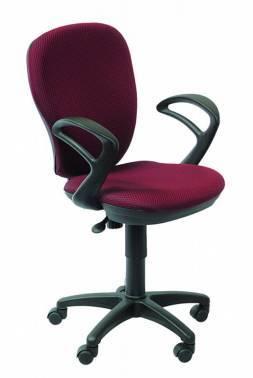 Кресло Бюрократ Ch-513AXN бордовый (CH-513AXN/#Ch)