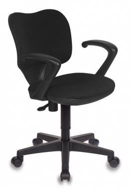 Кресло Бюрократ Ch-540AXSN-Low черный (CH-540AXSN-LOW/26-28)
