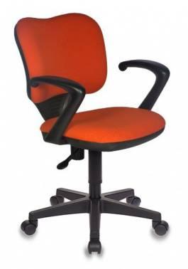Кресло Бюрократ Ch-540AXSN-Low оранжевый (CH-540AXSN-LOW/26291)