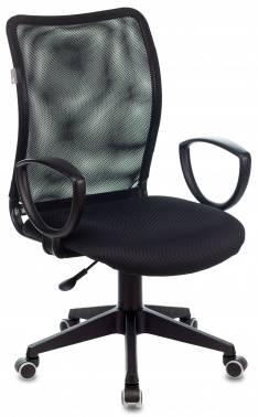 Кресло Бюрократ CH-599AXSN / TW-11 черный