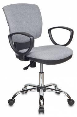 Кресло Бюрократ CH-626AXSL / 10-128 серый
