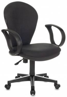 Кресло Бюрократ CH-687AXSN / #B черный