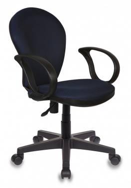 Кресло Бюрократ Ch-687AXSN синий (CH-687AXSN/#Blue)