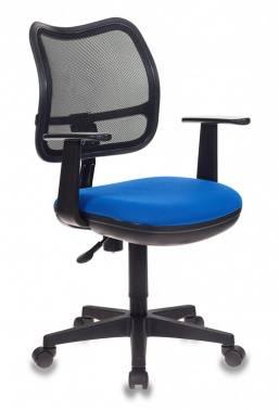 Кресло Бюрократ Ch-797AXSN черный/синий (CH-797AXSN/26-21)