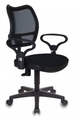 Кресло Бюрократ Ch-799AXSN черный/черный (CH-799AXSN/Black)