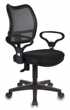 Кресло Бюрократ Ch-799AXSN черный/черный (CH-799AXSN/TW-11)