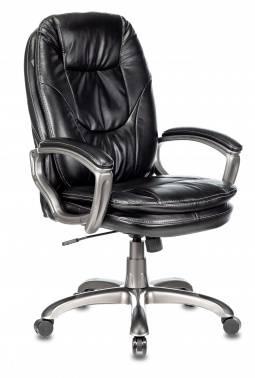 Кресло руководителя Бюрократ CH-868AXSN / Black черный