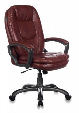 Кресло руководителя Бюрократ CH-868AXSN / Brown коричневый