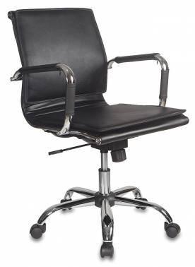 Кресло руководителя Бюрократ Ch-993-Low черный (CH-993-Low/Black)