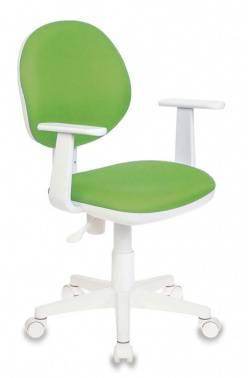 Кресло детское Бюрократ Ch-W356AXSN салатовый (CH-W356AXSN/15-118)