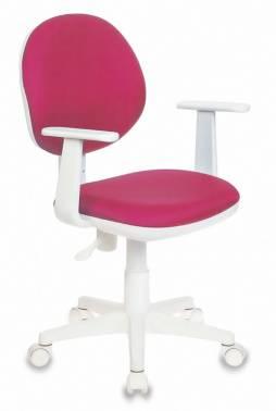 Кресло детское Бюрократ Ch-W356AXSN розовый (CH-W356AXSN/15-55)
