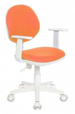 Кресло детское Бюрократ Ch-W356AXSN оранжевый (CH-W356AXSN/15-75)