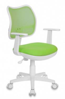 Кресло детское Бюрократ Ch-W797 салатовый/салатовый (CH-W797/SD/TW-18)