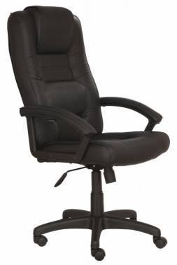 Кресло руководителя Бюрократ T-9906AXSN черный