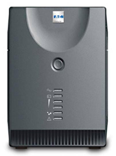ИБП Eaton NV 1400H 840Вт серый - фото 1