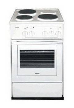 Плита электрическая Лысьва ЭП 301 белый