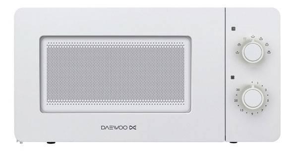 СВЧ-печь Daewoo KOR-5A17W белый - фото 1