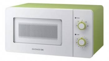 СВЧ-печь Daewoo KOR-5A17 зеленый