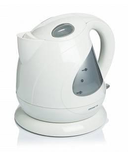 Чайник электрический Polaris PWK1019C бежевый/серый - фото 1