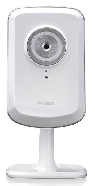 Камера Web D-Link DCS-930L белый - фото 1