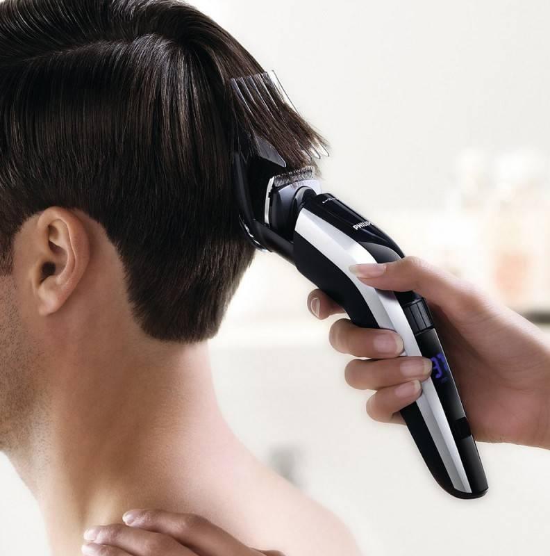 Машинка для стрижки волос Philips QC5770 черный - фото 2