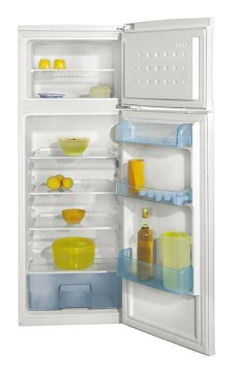 Холодильник Beko DS 325000 белый - фото 1