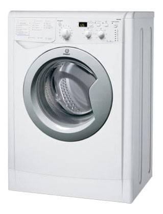 Стиральная машина Indesit IWSD 5125 SL CIS.L белый - фото 1