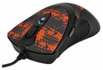 Мышь A4 V-Track F7 черный / красный