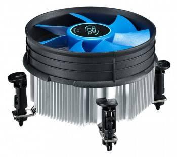 Устройство охлаждения(кулер) Deepcool Theta 21, совместим с Soc-1150/1155/1156/, диаметр вентилятора 92мм, уровень шума до 26dB, радиатор Al, вес 370гр., Ret