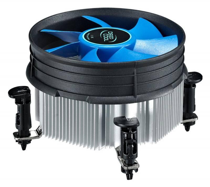 Устройство охлаждения(кулер) Deepcool Theta 21 PWM Ret - фото 1