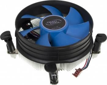 Устройство охлаждения(кулер) Deepcool Theta 9, совместим с Soc-1150/1155/, диаметр вентилятора 92мм, уровень шума до 23dB, радиатор Al, вес 269гр., Ret