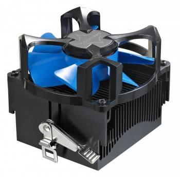 Устройство охлаждения(кулер) Deepcool Beta 11, совместим с Soc-FM1/FM2/AM2/AM2+/AM3/AM3+/939/, диаметр вентилятора 92мм, уровень шума до 30.7dB, радиатор Al, вес 381гр., Ret