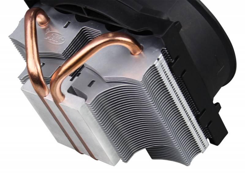 Устройство охлаждения(кулер) Deepcool GAMMA 200 Ret - фото 2