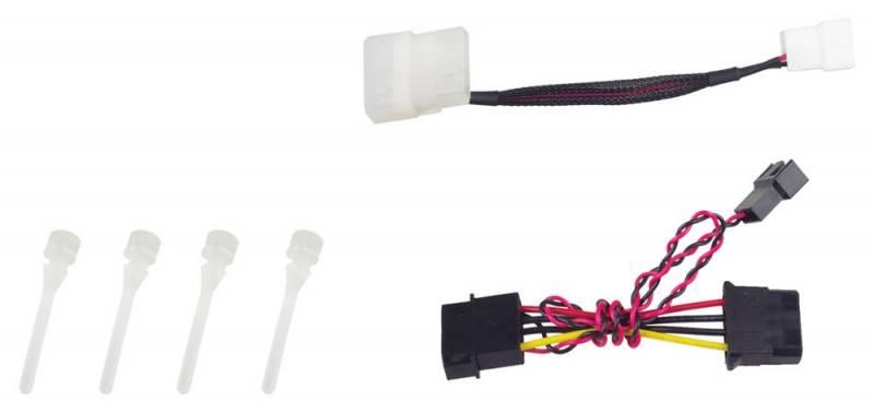 Вентилятор Deepcool UF80, размер 80x80x25мм (UF 80) - фото 2