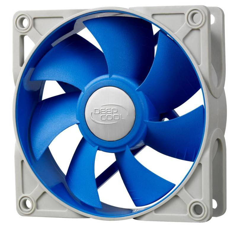 Вентилятор Deepcool UF92, размер 90x90x25мм (UF 92) - фото 1