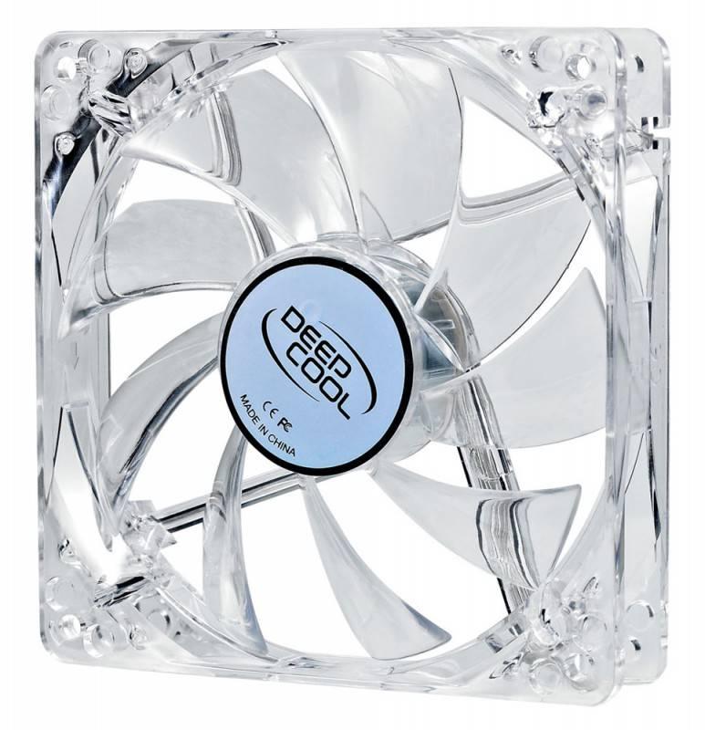 Вентилятор Deepcool XFAN 120L/B диаметр 120мм - фото 1