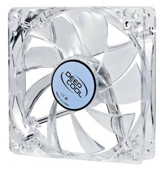 Вентилятор Deepcool XFAN 120L/B, размер 120x120x25мм