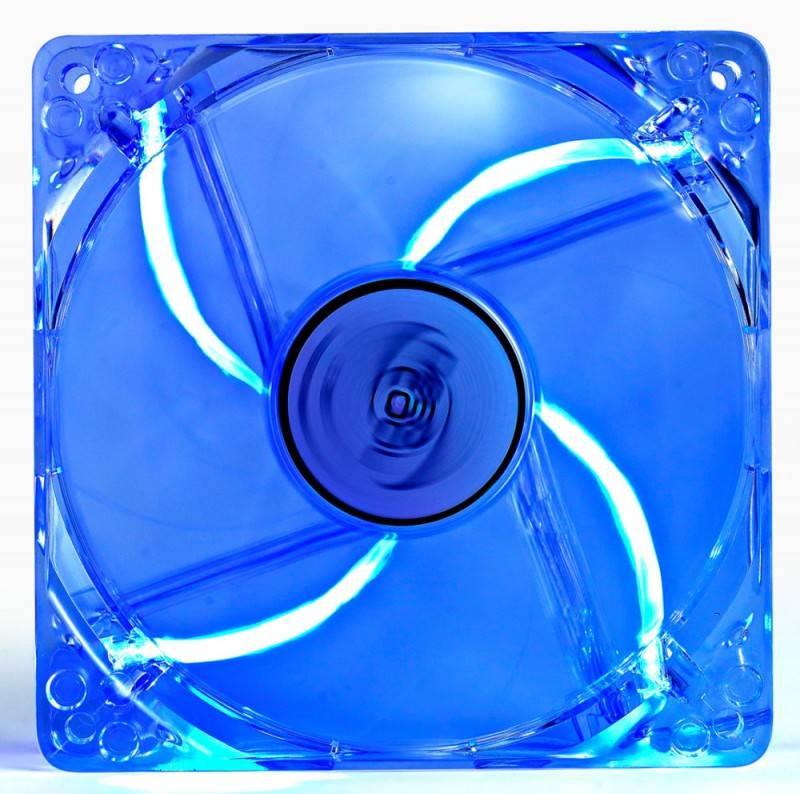 Вентилятор Deepcool XFAN 120L/B, размер 120x120x25мм - фото 2