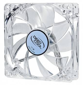 Вентилятор Deepcool XFAN 120L/R, размер 120x120x25мм