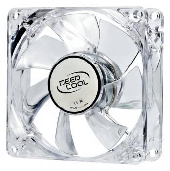 Вентилятор Deepcool XFAN 80L/R, размер 80x80x25мм